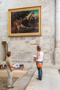 Visite Abbatiale Saint Michel