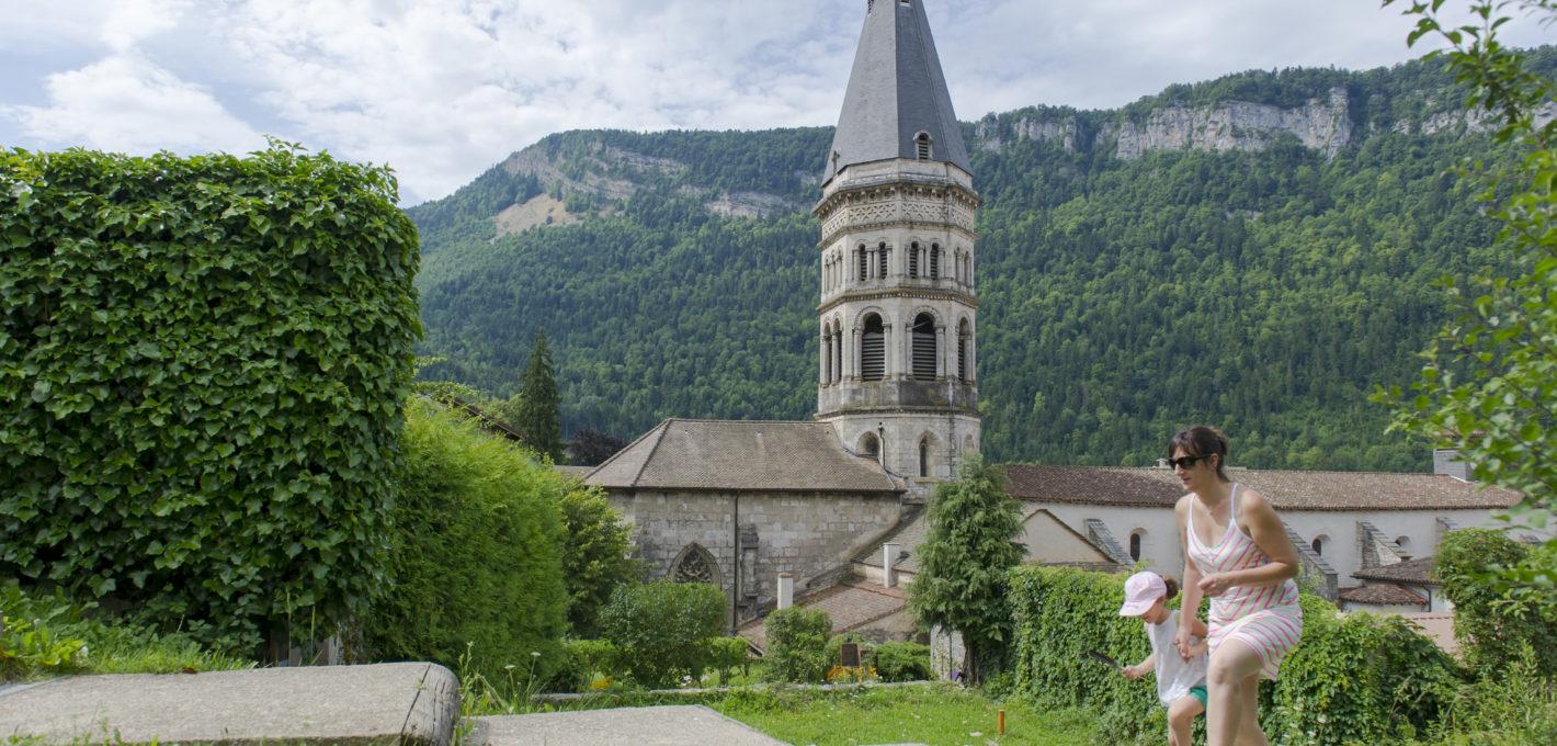 Abbatiale Saint Michel