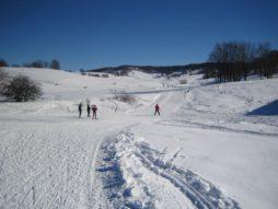 Ski de fond Plateau de Retord